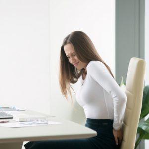 mal de dos douleurs bureau osteopathe osteopathie