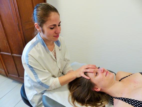 Ostéopathe - Vulaines sur Seine - Victoria Cottin