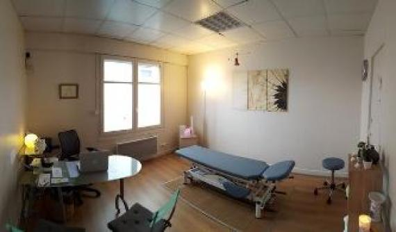Ostéopathe - Libourne - Mathilde Rheinart