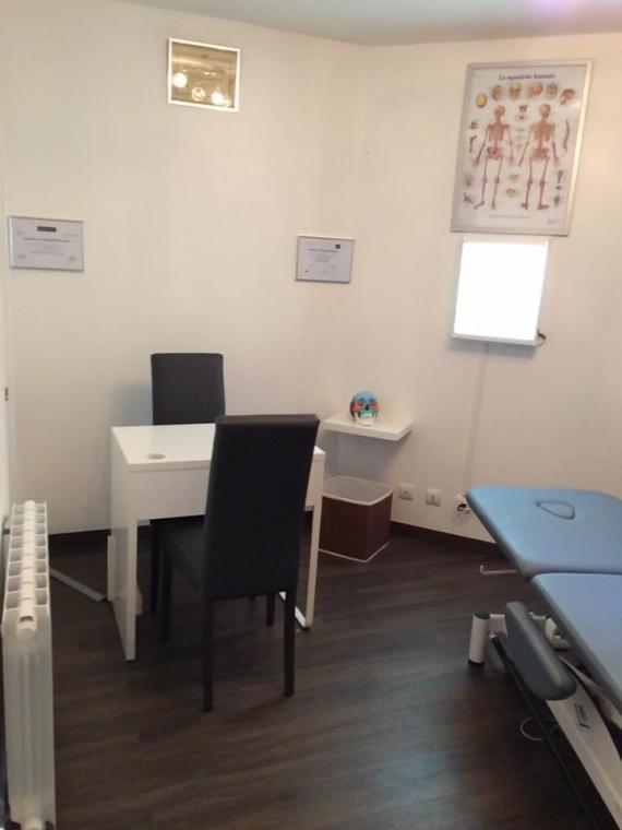 Ostéopathe - Deuil la Barre - Kévin Chemmama
