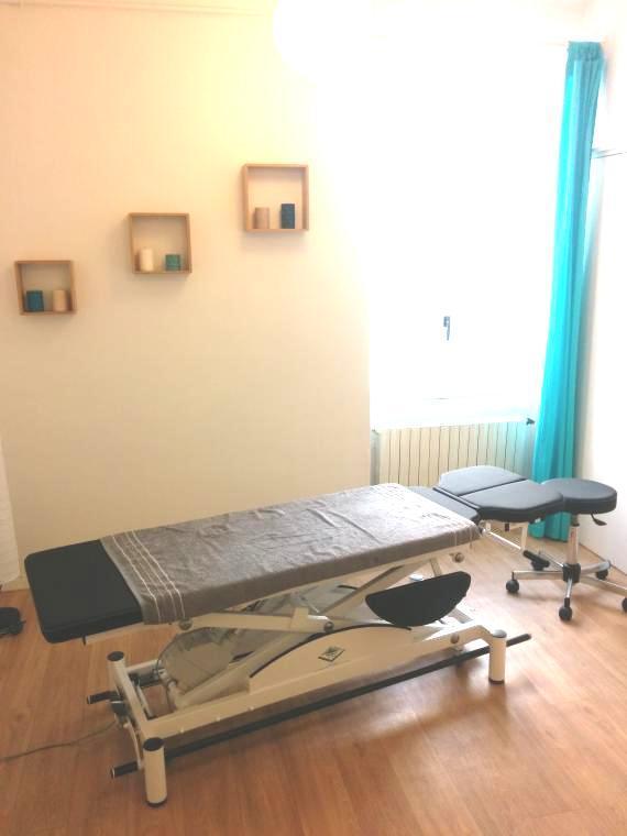 Ostéopathe - Chalon sur Saône - Lucie Bordier