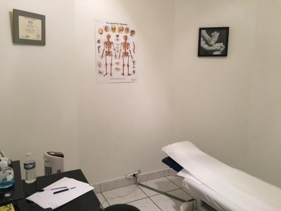Ostéopathe - Colombes - Sarah Zenou