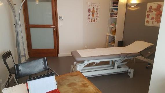 Ostéopathe - Moulins - Pierre Bourdet