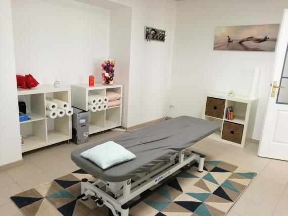 Ostéopathe - Tonnay-Charente - Julie Gaudy