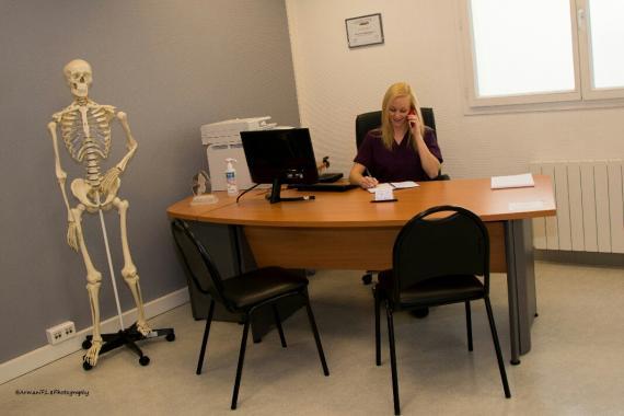 Ostéopathe -  Laigneville - Delion Florine