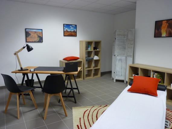 Ostéopathe - Cubzac-les-Ponts - Nicolas Crabie