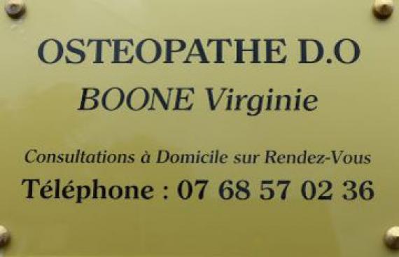 Ostéopathe - Jouars-Pontchartrain - Virginie Boone