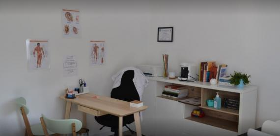 Ostéopathe - Contamine-sur-Arve - Elsa Schneider