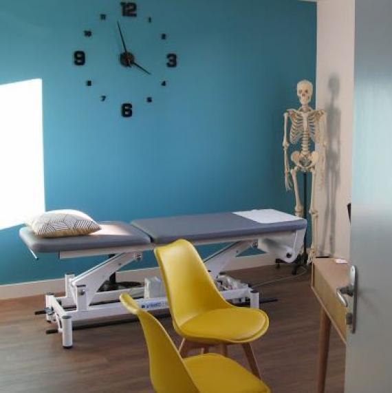 Ostéopathe - Chaufour-Notre-Dame - Coralie Bansard