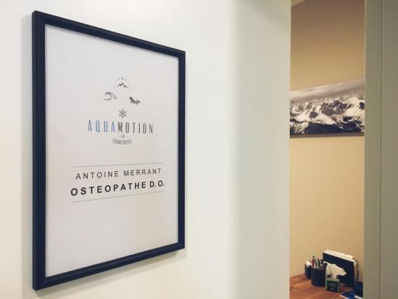 Ostéopathe - Courchevel - Antoine Merrant