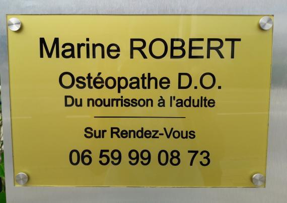 Ostéopathe - Weyersheim - Marine Robert
