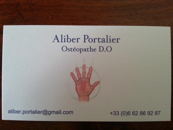 Ostéopathe - Ormesson-sur-Marne - Aliber Portalier