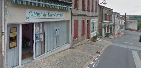 Ostéopathe - Monclar-de-Quercy - Michaël Lemoine