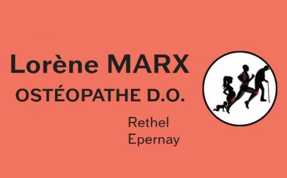 Ostéopathe - Rethel - Lorène Marx