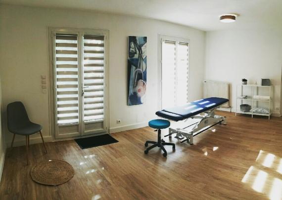 Ostéopathe - Villiers-sur-Marne - Angélique Audoin Sainson