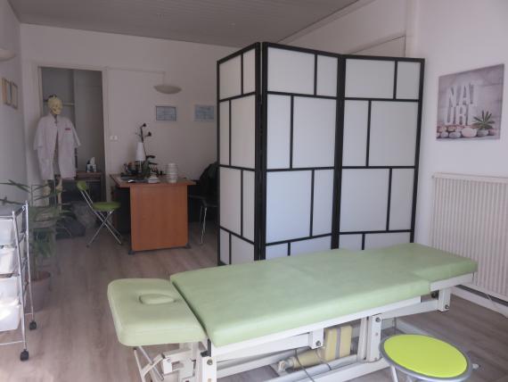 Ostéopathe - Lormont - Quentin Delhaye