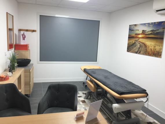 Ostéopathe - Achères - Jennyfer Bouana