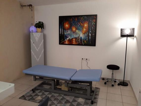 Ostéopathe - Bouillargues - Delphine Bourgeault