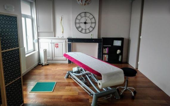 Ostéopathe - Valenciennes - Hélène Vargenau