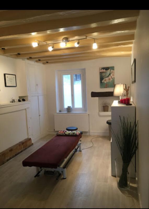 Ostéopathe - Artannes-sur-Indre - Alexandre Lamy