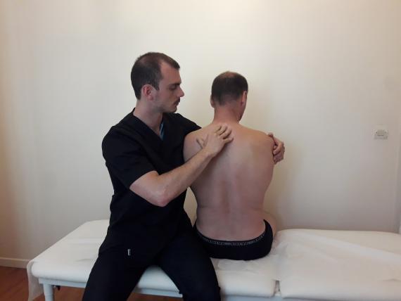 Ostéopathe - Gauchy - Valentin Demay