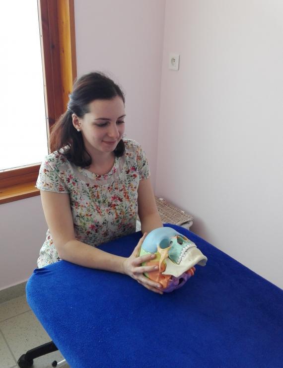 Ostéopathe - Retournac - Elodie Vignoli