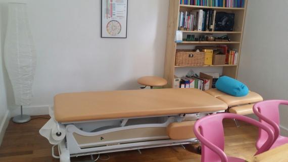 Ostéopathe - Caluire-et-Cuire - Priscillia Flouttard