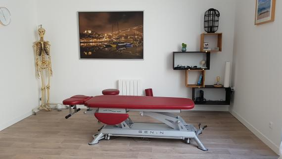 Ostéopathe - Tours - Caroline Girard