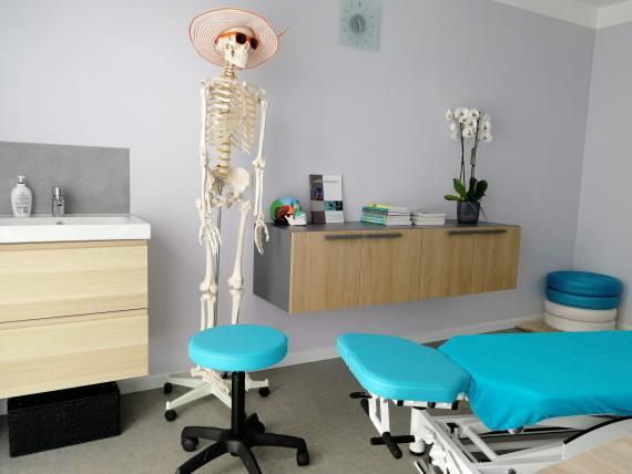 Ostéopathe - Trélivan - Klervïa Gaudin
