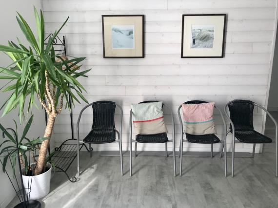 Ostéopathe - Royan - Audrey Lenglet