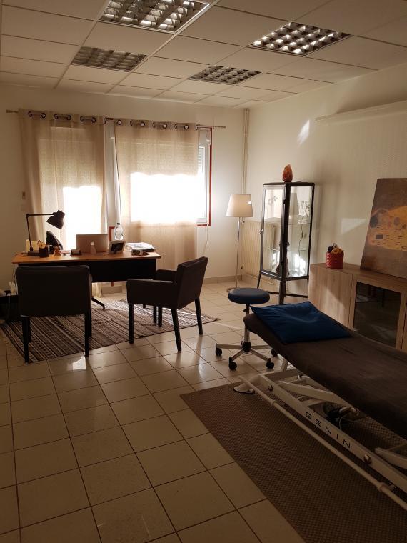 Ostéopathe - Saint-Genis-Laval - Marion Geffroy