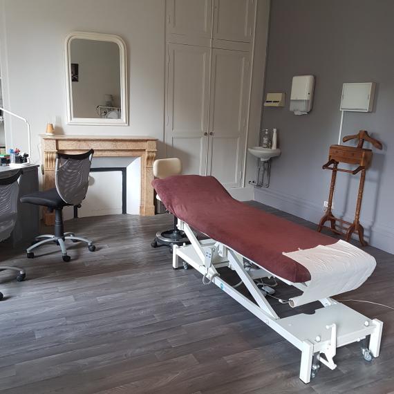 Ostéopathe - Pithiviers - Charlotte Schiavinato