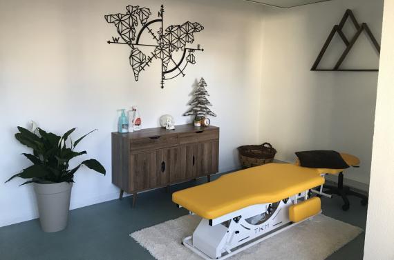 Ostéopathe - Evian-les-Bains - Camille Cadet