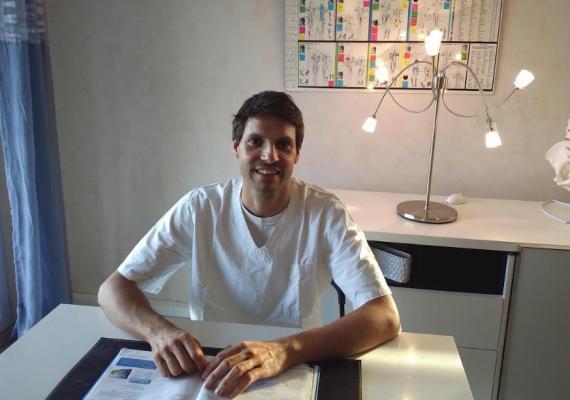 Ostéopathe - Balma - Cyril Mouscardès