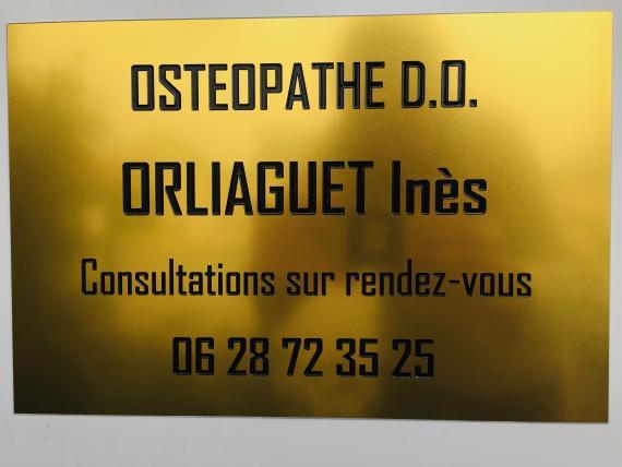 Ostéopathe - Quelaines-Saint-Gault  - Inès Orliaguet