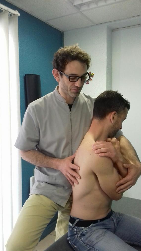 Ostéopathe - Bourg-de-Péage - Benoit Cuvelette