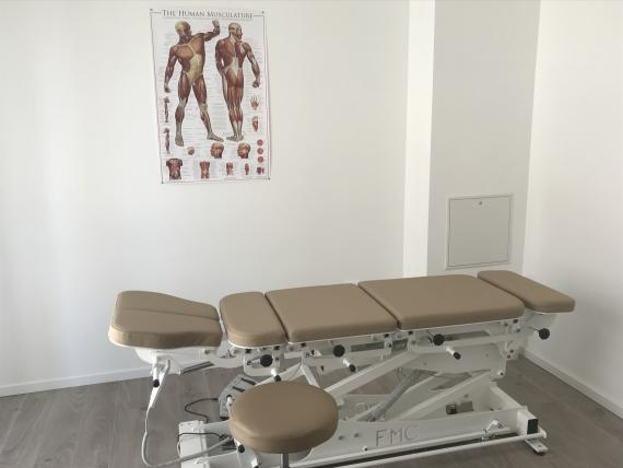 Ostéopathe - Feucherolles - Marianne Lavergne