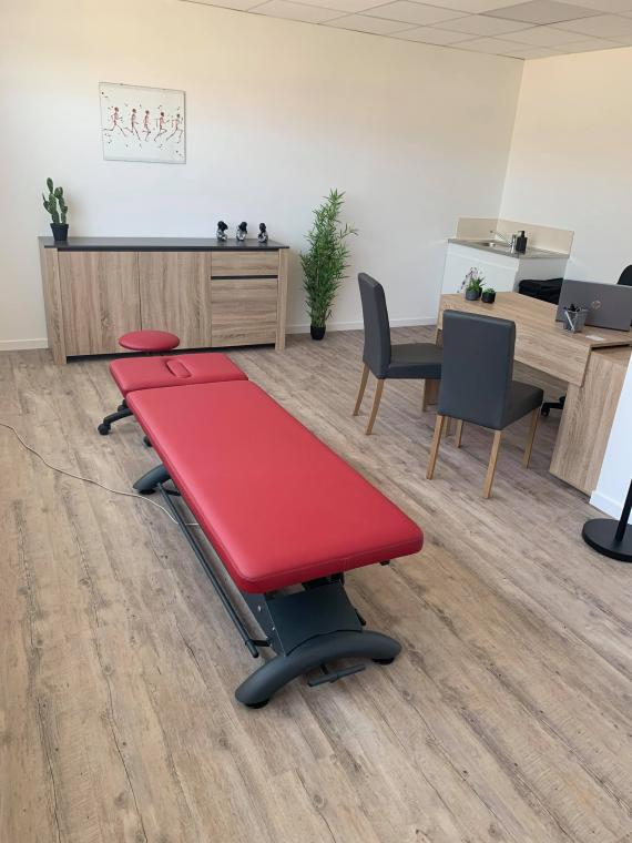 Ostéopathe - Salon-de-Provence - Pascale Martin
