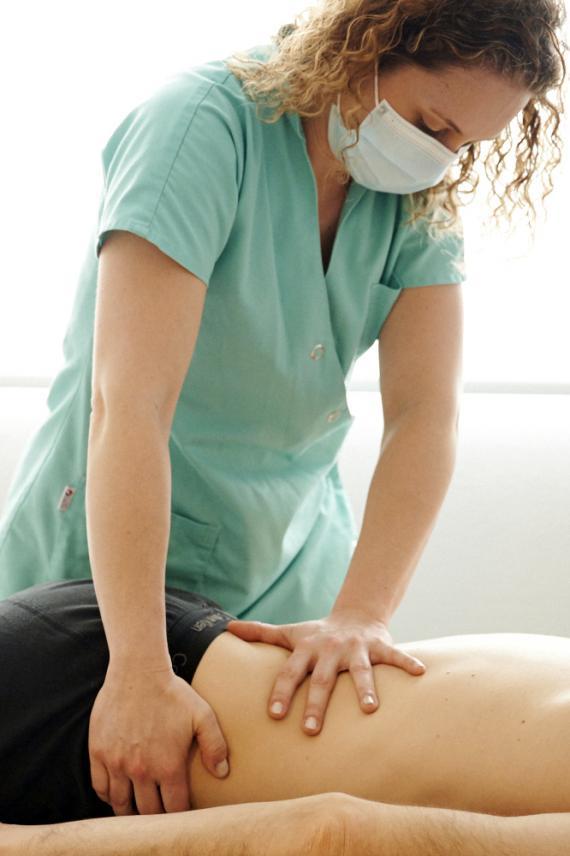Ostéopathe - Châtenay-Malabry - Nathalie Gervais