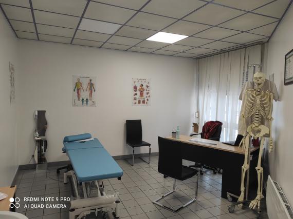 Ostéopathe - Jussey - Elise Moreaux
